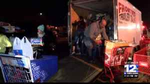 Klamath Kare-a-Van Delivers Donations to Chico Salvation Army [Video]