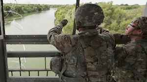 U.S. To Give Troops Authority To Protect Border Officials [Video]