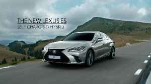 Lexus ES - Driven by Intuition [Video]