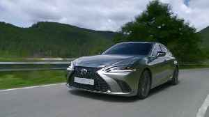 Lexus ES - Behind the Scenes of