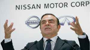 Nissan Knocked Down After CEO's Arrest [Video]