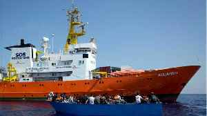 Italy Accuses NGO Ship Of Dumping Toxic Waste [Video]