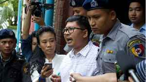 Myanmar Court Allows Jailed Reuters Reporters' Appeal to Proceed [Video]