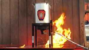 How to Safely Deep Fry Your Thanksgiving Turkey [Video]
