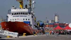 Italy orders seizure of NGO rescue ship over waste disposal claims [Video]
