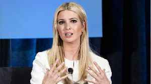 Watchdog Group Asks Congress To Investigate Ivanka Trump Over Emails [Video]