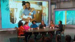 The Talk - Jenifer Lewis Can't Wait to Meet Gabrielle Union's New Baby [Video]