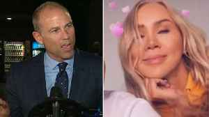 Michael Avenatti Claims Video Shows He Didn't Attack 'Ocean's 8' Actress [Video]