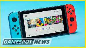 Nintendo Switch System Update 6.2 Out Now [Video]