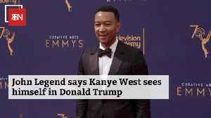 John Legend's Psychoanalysis Of Kanye [Video]