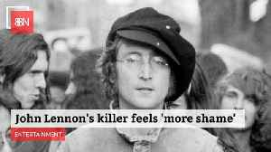 John Lennon's Killer Says He Feels Ashamed Now After 30 Years [Video]