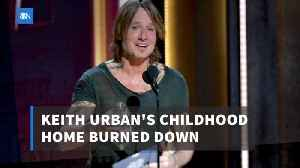 Keith Urban Sympathizes With Victims Of Wildfires [Video]