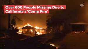 Over 600 Souls Still Missing In Fire [Video]