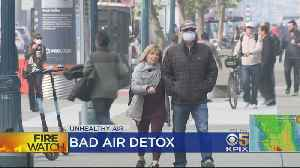 Detox From The Smoke? Be Wary Of Internet Claims [Video]