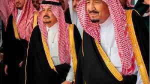News video: Saudi Arabia's Ruling Family Is At Odds With The Crown Prince