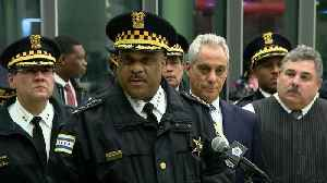 Chicago Police Superintendent Eddie Johnson, Mayor Rahm Emanuel Discuss Mercy Hospital Shooting [Video]