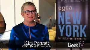 Australia Is Going Addressable, Too: Think TV's Portrate [Video]
