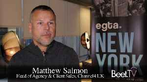 UK Broadcasters Coming Together For Addressable TV: Channel 4's Salmon [Video]
