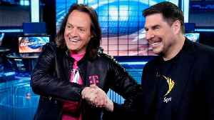 T-Mobile And Sprint Officially Announce Their Merge [Video]