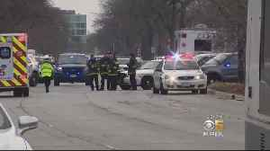 Four Dead Including Gunman, Police Officer In Chicago Hospital Shooting [Video]