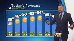 Sunny, Cool And Dry Tuesday [Video]