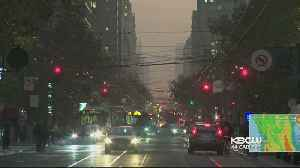 Approaching Rain To Bring Relief From Smoke To Bay Area, But Flash Flood Watch To Fire Region [Video]