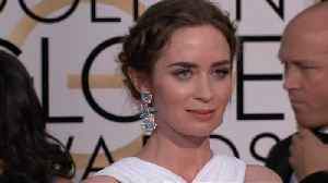 Emily Blunt conquers her fear of singing for an audience with the help of the Backstreet Boys [Video]