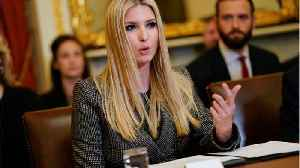 Ivanka Used Personal Email For Gov't Business