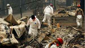 Expected Rains Could Hinder Search For CA Fire Victims [Video]