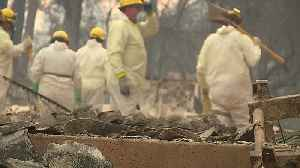 DNA Samples Needed to Identify Camp Fire Victims [Video]