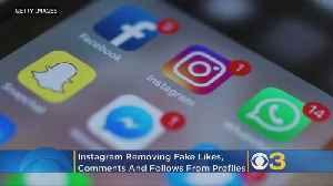 Instagram Cracking Down On Fake Likes, Comments, And Follows [Video]