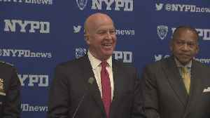 NYPD Discusses Thanksgiving Day Parade Security [Video]