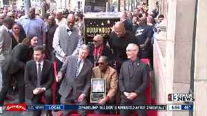 Snoop Dogg gets start of Hollywood Walk of Fame [Video]