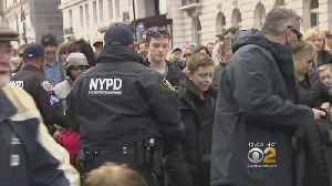 NYPD Steps Up Parade Security [Video]