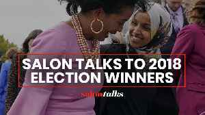 In wave of historic election wins, Salon talks to new and returning members of Congress [Video]