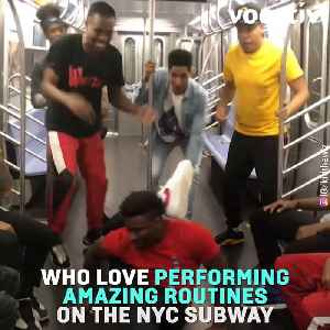 These Litefeet Dancers Turn Your Morning Commute To An Unforgettable Experience [Video]