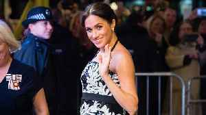 Meghan Markle Hits the Red Carpet in a Sequins Top for Royal Variety Performance with Harry [Video]