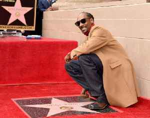 Snoop Dogg Receives Star on Hollywood Walk of Fame [Video]