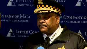 Chicago Police Superintendent Eddie Johnson Outlines Events Of Mercy Hospital Shooting [Video]