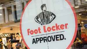 Shares Of Foot Locker Jump Over 12 Percent [Video]