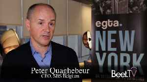 Addressable Ads Sell in Belgium At Up To 4x Standard Rates: SBS' Quaghbeur [Video]