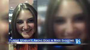 Recent Purdue graduate among dead in Chicago hospital shooting [Video]