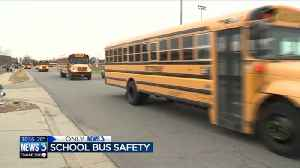School bus safety: Wisconsin rules of the road [Video]