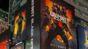 'Call Of Duty: Black Ops 4' Hits #1 October Sales [Video]