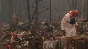 Heavy rains expected in areas scorched by Camp Fire [Video]