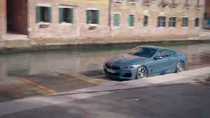 BMW Venice Making of event launch New BMW 8 Series Coupé [Video]