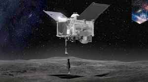 OSIRIS-REx set to take Bennu asteroid sample with robotic arm [Video]