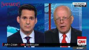 Watergate Lawyer John Dean Says Nixon Would Tell Trump 'He's Going Too Far' [Video]