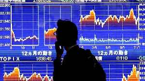 Asia stocks drop, oil stymied as growth woes grip global markets [Video]