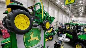 Deere Has Worse Than Expected Sales [Video]